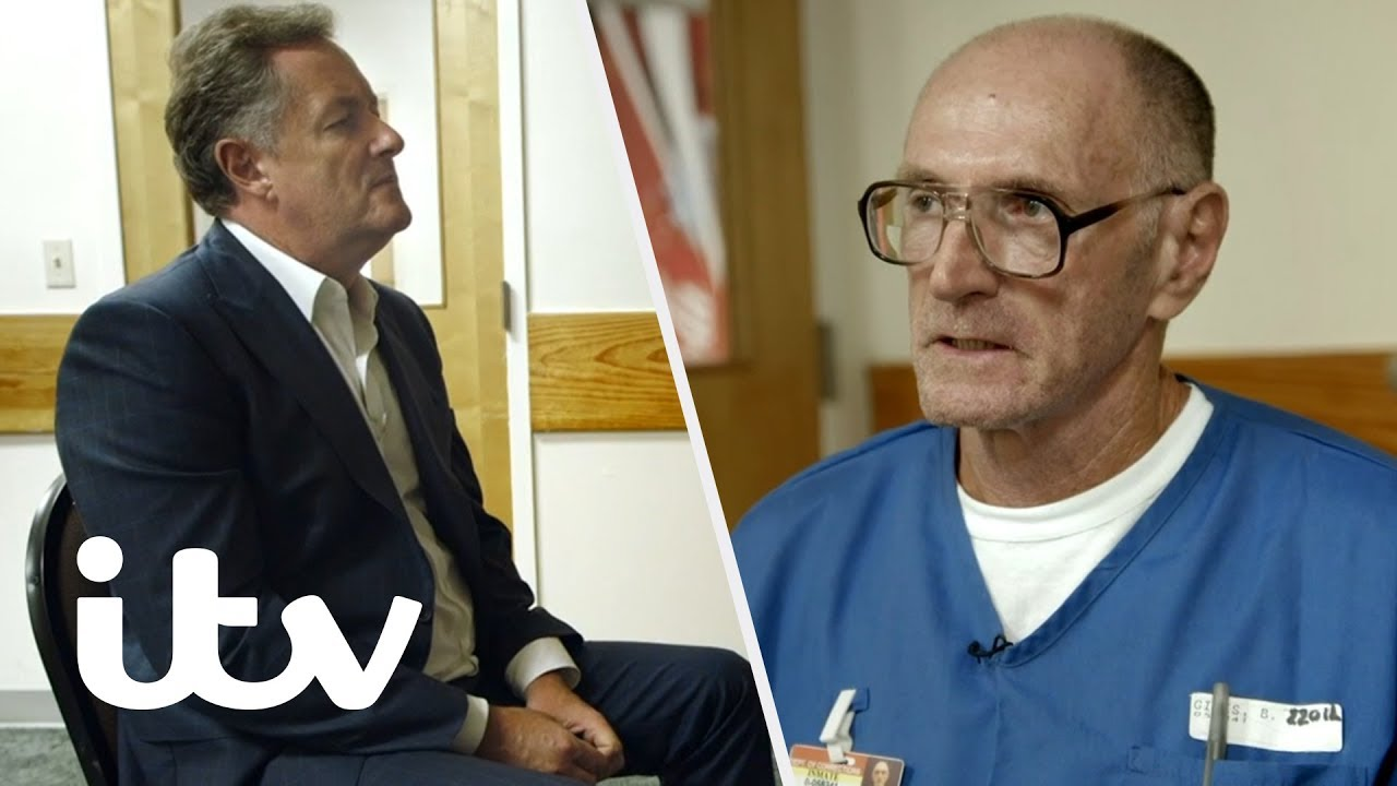 Bernard Giles Recounts His First Murder | Confessions of a Serial Killer  With Piers Morgan | ITV