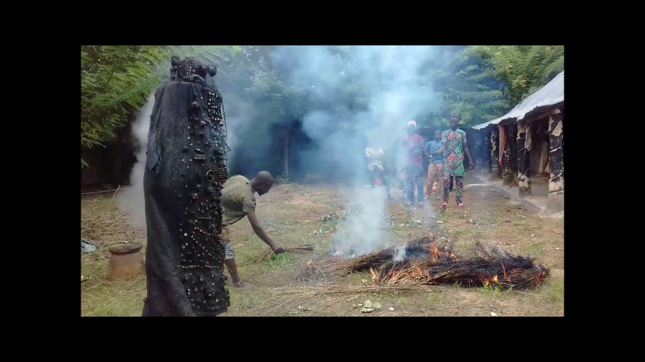 Download Egungun: a Spirit of the Shrine