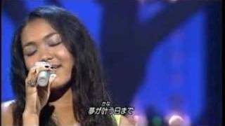 Crystal Kay, Motherland ao vivo.