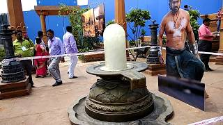 Bahubali movie set 3 at  Ramoji Film City