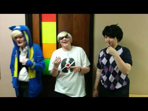 Homestuckers: Mse, KB, And MN