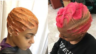 FINGERWAVES COMPILATION FT CYNOSURE HAIR ���