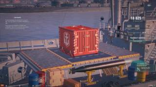 Supercontainer #2 feat. Strangers123