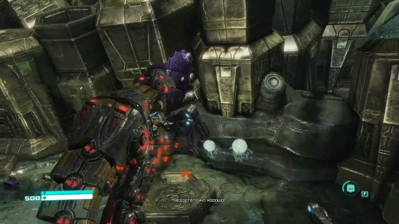 Видео обзор игры трансформеры