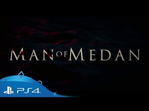 The Dark Pictures: Man of Medan | Announcement Trailer | PS4