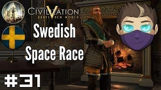 Civilization V: Swedish Space Race #31 - World Explorer