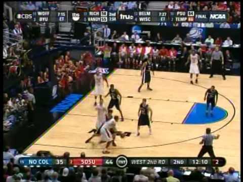 SDSU vs. No. Colorado, NCAA Tourney, 2011