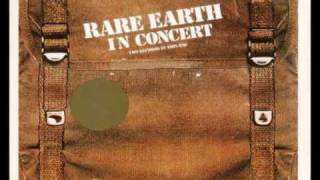 "RARE EARTH  LIVE 1971   "" I JUST WANT TO CELEBRATE"""