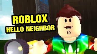 HELLO NEIGHBOR Roblox | Hello Neighbor Alpha II