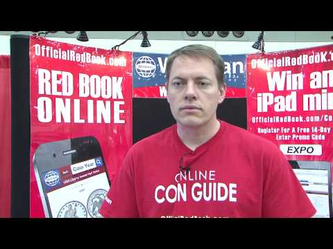 Digital RED BOOK Available Online from Whitman Publishing. VIDEO: 3:20.