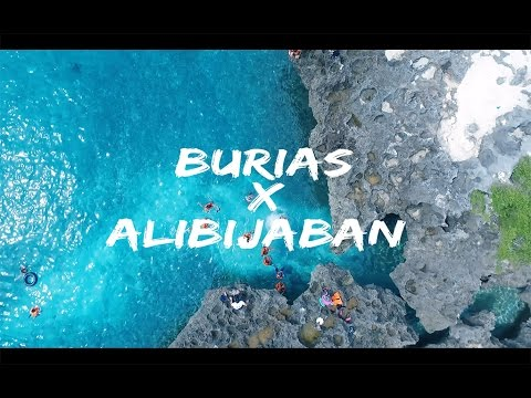 Burias x Alibijaban (Flying Over Burias Group of Islands)