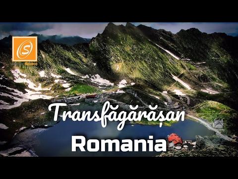 Transfagarasan - Vidraru and Balea Lake, Romania