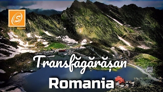 Transfagarasan - Vidraru and Balea Lake, Romania