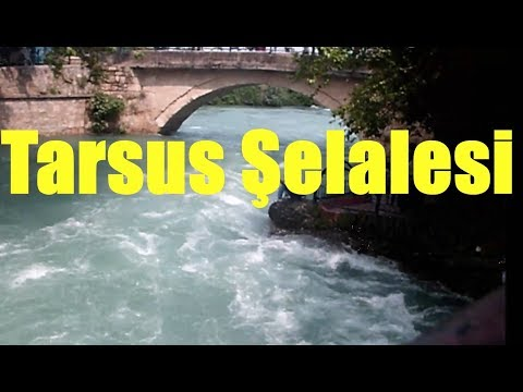 Tarsus Şelalesi Mersin