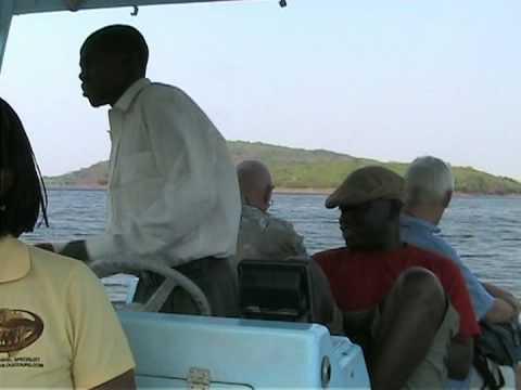Hippo Creek and Lake Mutirikwi - Zimbabwe