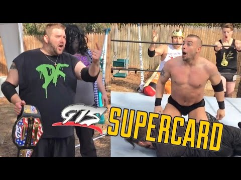 FIRED FOR CRIMINAL ASSAULT! SHOCKING GTS WRESTLING SUPERCARD EVENT 2 CHAMPIONSHIP MATCHES!