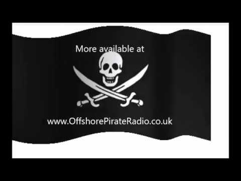 Offshore Pirate Radio CDs - Pirate DJs Series