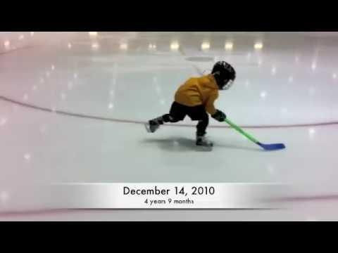 Hockey Tight Turns And Crossover Drills