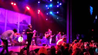 """Edward Sharpe & The Magnetic Zeros NEW SONG!!! """"Come Dance With Me"""" @ The Grove of Anaheim 10-26-10"""