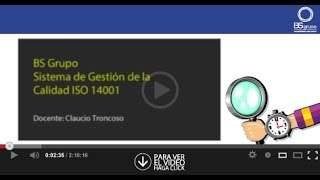 SISTEMA INTEGRADO DE GESTION DE LA CALIDAD ISO 14001