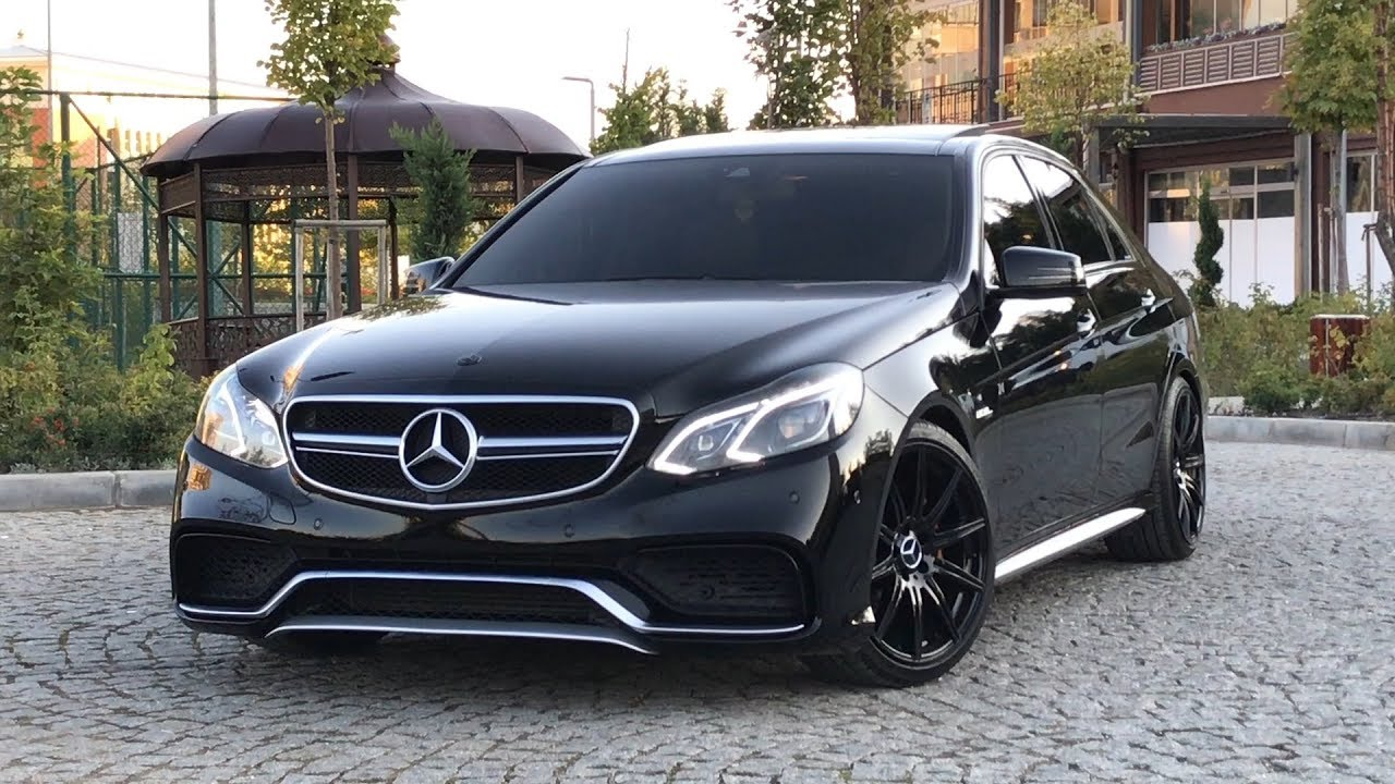 Mercedes e series e63 amg body kit d n m gmg garage for Garage amg auto