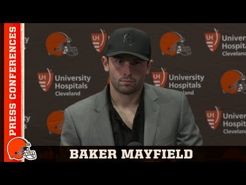 Baker Mayfield Postgame Press Conference vs Buccaneers | Cleveland Browns