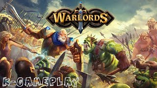 Warlords Turn Based Strategy Game - KGameplay