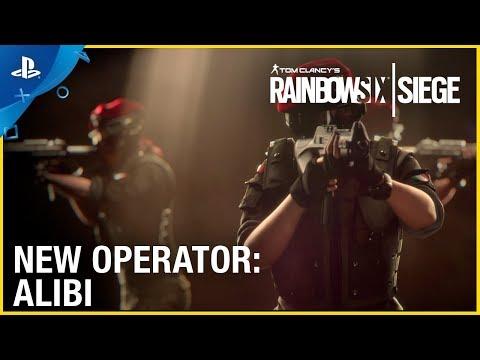 Rainbow Six Siege - Operation Para Bellum: Alibi | PS4
