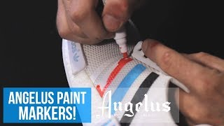 Angelus Empty Paint Markers | The Basics | Angelus Paint