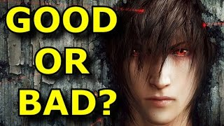 Final Fantasy XV Ending Explained! (And Does It Suck?)