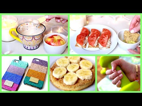 Glit Fit ♥ High-Protein Snacks + Fitness Favorites!