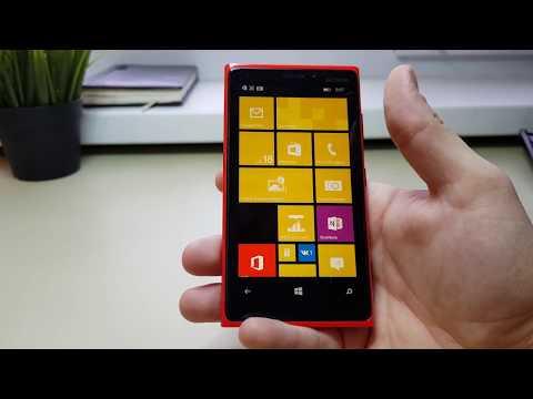 NOKIA Lumia 920 в 2020 году Не обзор 