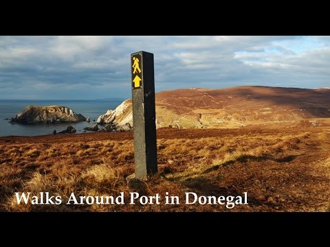 Donegal - The Finest Coastal Walking in Ireland