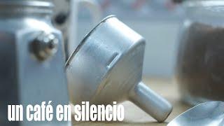 Café en silencio | Santiago Molina