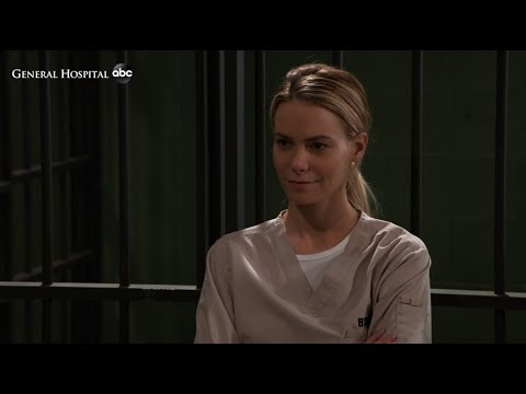 General Hospital Clip: Nelle's Many Questions