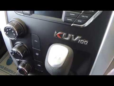 KUV 100 Interior