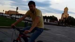 Veloezda ru Обучение езде на велосипеде  Александр июнь 2015
