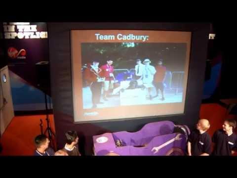 Downhill soapbox challenge - Mondelez International