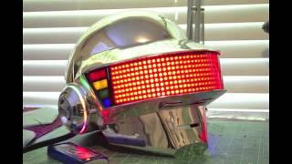 Daft Punk Helmet - Harder, Better, Faster, Stronger