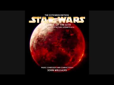 Battle over Coruscant // soundtrack /Star Wars lll