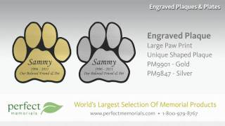 Engraved Plates and Plaques