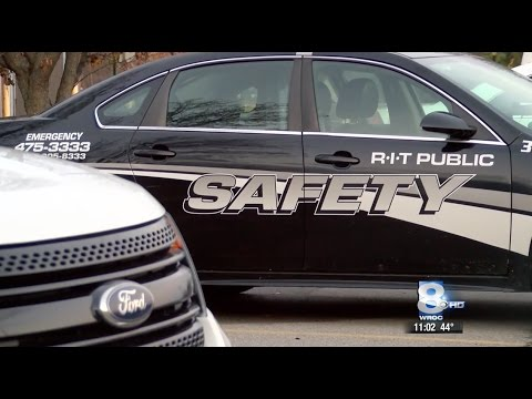 RIT on TV: Implementing new Public Safety measures