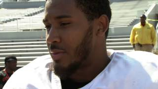 2014 Orange Blitz: Ryan Simmons Interview