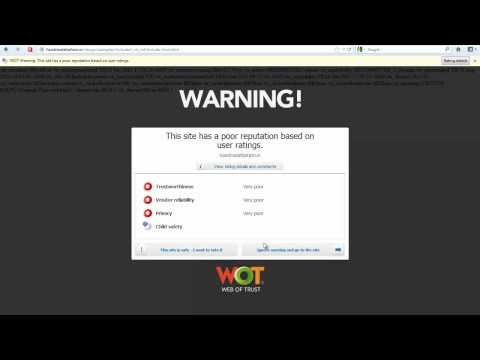 Firefox Web Of Trust Addon Review