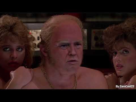 Donald Trump as Biff Tannen, Back To The Future. (Deepfakes Method).