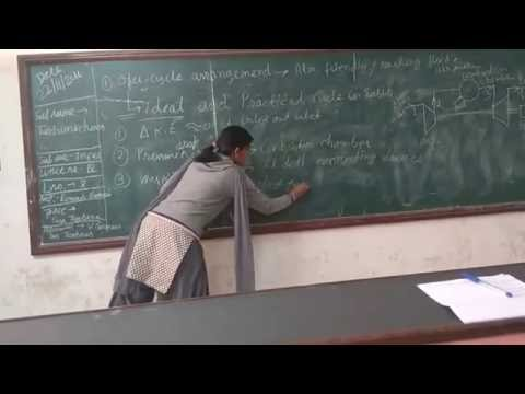 Gas Turbine Lecture by  Emarti kumari