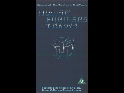 Download Original VHS Opening: Transformers - The Movie Special Collector's Edition (UK Retail Tape)