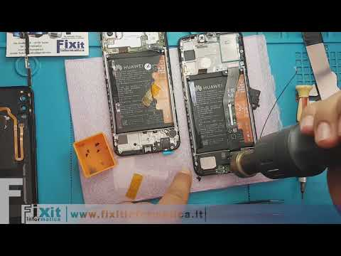 Huawei - P Smart 2019 sostituzione display - Display Replacement