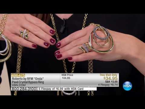 HSN | Roberto by RFM Jewelry 09.26.2016 - 04 PM