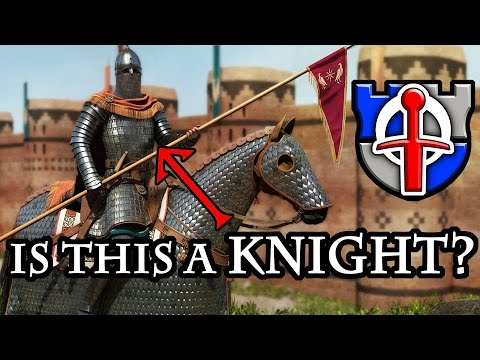 Did knights exist before the medieval period?